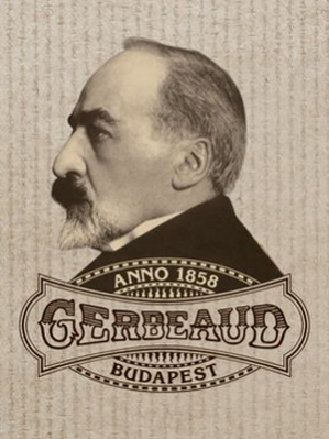 Émile Gerbeaud arcképe