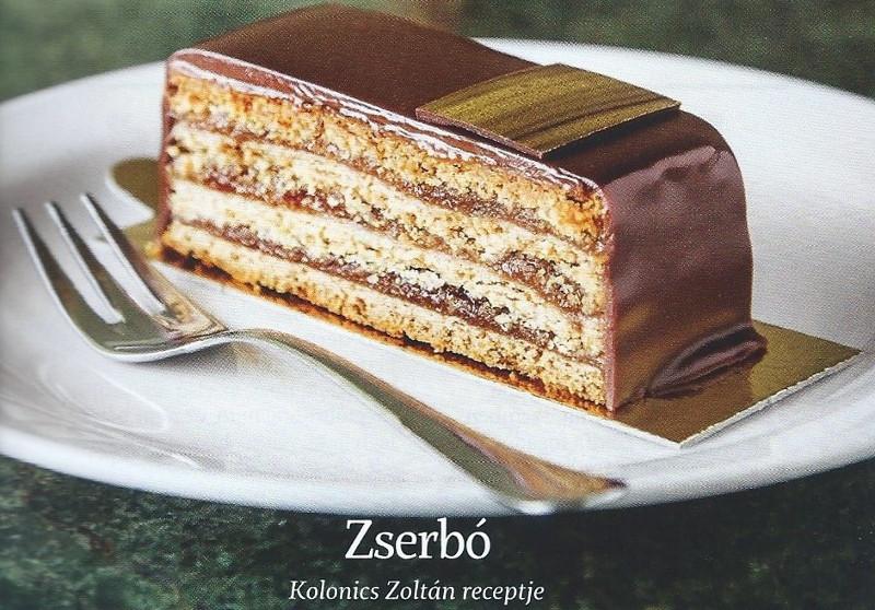 Gerbeaud-szelet Kolonics Zoltán cukrász receptje